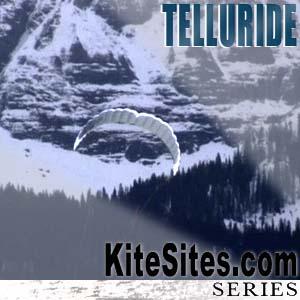 snowkite TELLURIDE