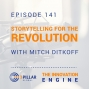 Artwork for Storytelling for the Revolution - with Mitch Ditkoff