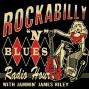 """Artwork for Freddy """"Boom Boom"""" Cannon interview!  Rockabilly N Blues Radio Hour 07-09-18"""
