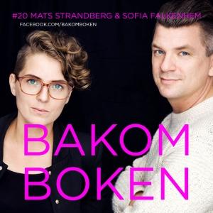 Mats Strandberg och Sofia Falkenhem