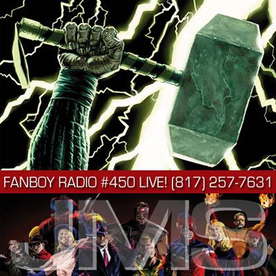 Fanboy Radio #450 - J. Michael Straczynski LIVE