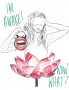 Artwork for Adina Kroll - Author and business coach, talks about walking away from the 9-5 and into her dream life  Ep. 33