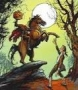 Artwork for THE LEGEND OF SLEEPY HOLLOW by WASHINGTON IRVING (PT.1)