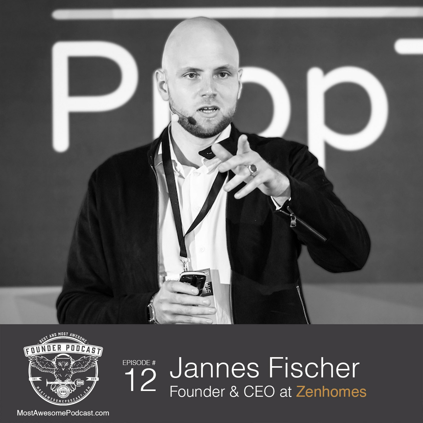 Ep. 12 - Starting From a Problem with Jannes Fischer