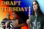 Artwork for ELS Draft Tuesday with Aaron Sluss