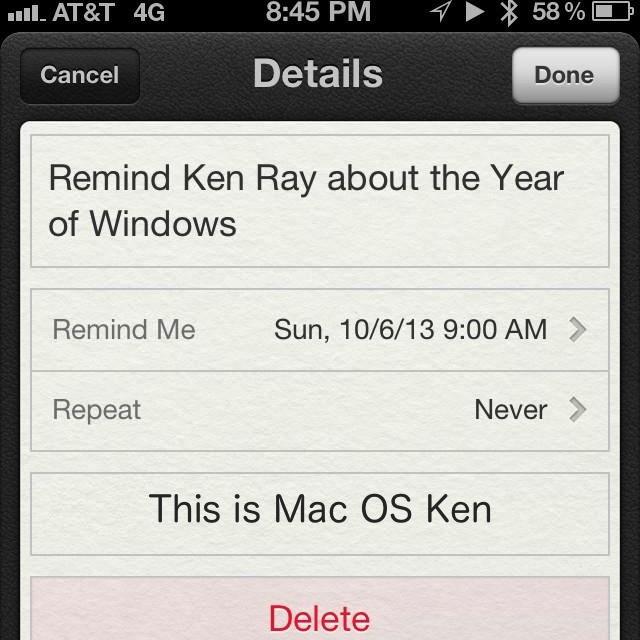 Mac OS Ken: 09.07.2012