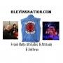 Artwork for Blevins Nation Epi 091 Frank Bello Anthrax Altitudes Attitude