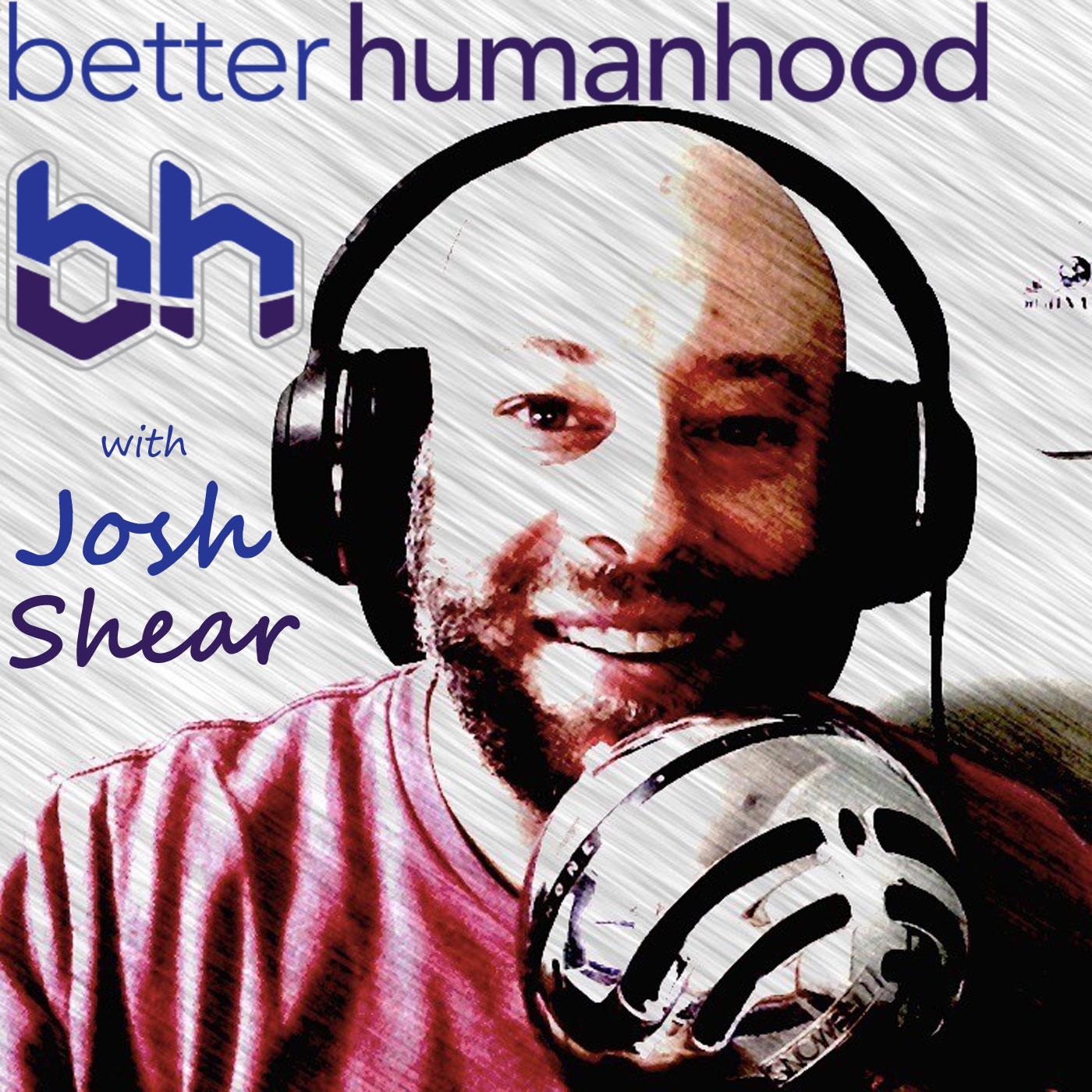 Better Humanhood show art