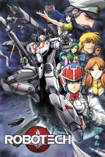 Episode 29 - Robotech - The Macross Saga