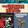 Artwork for Euro Comics: Reviews of Billie Holiday, Josephine Baker, and The Green Hand and Other Stories