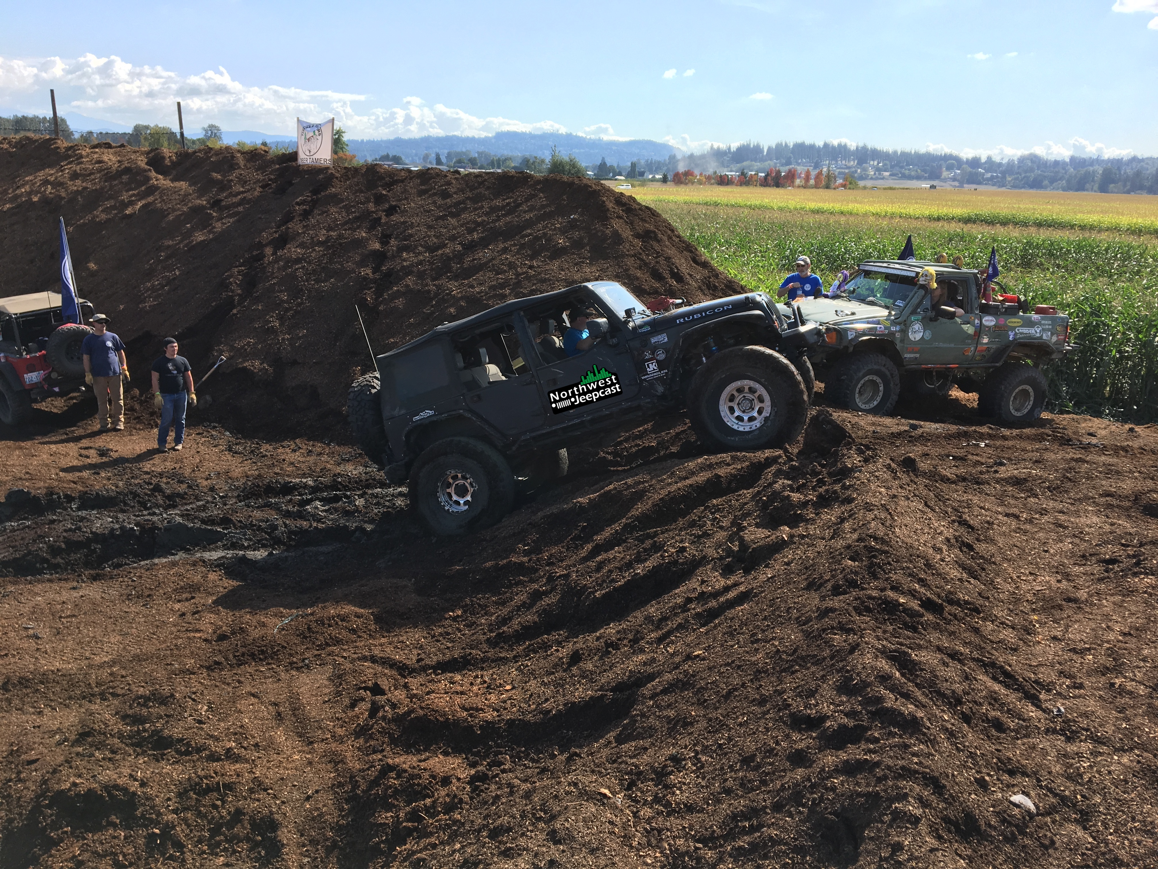 Northwest Jeepcast - Jeep Podcast - 2017 Northwest Offroad Expo