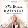 Artwork for 55: Making Your Business Work Through The Ups And Downs with Louise Luton - Success Stories