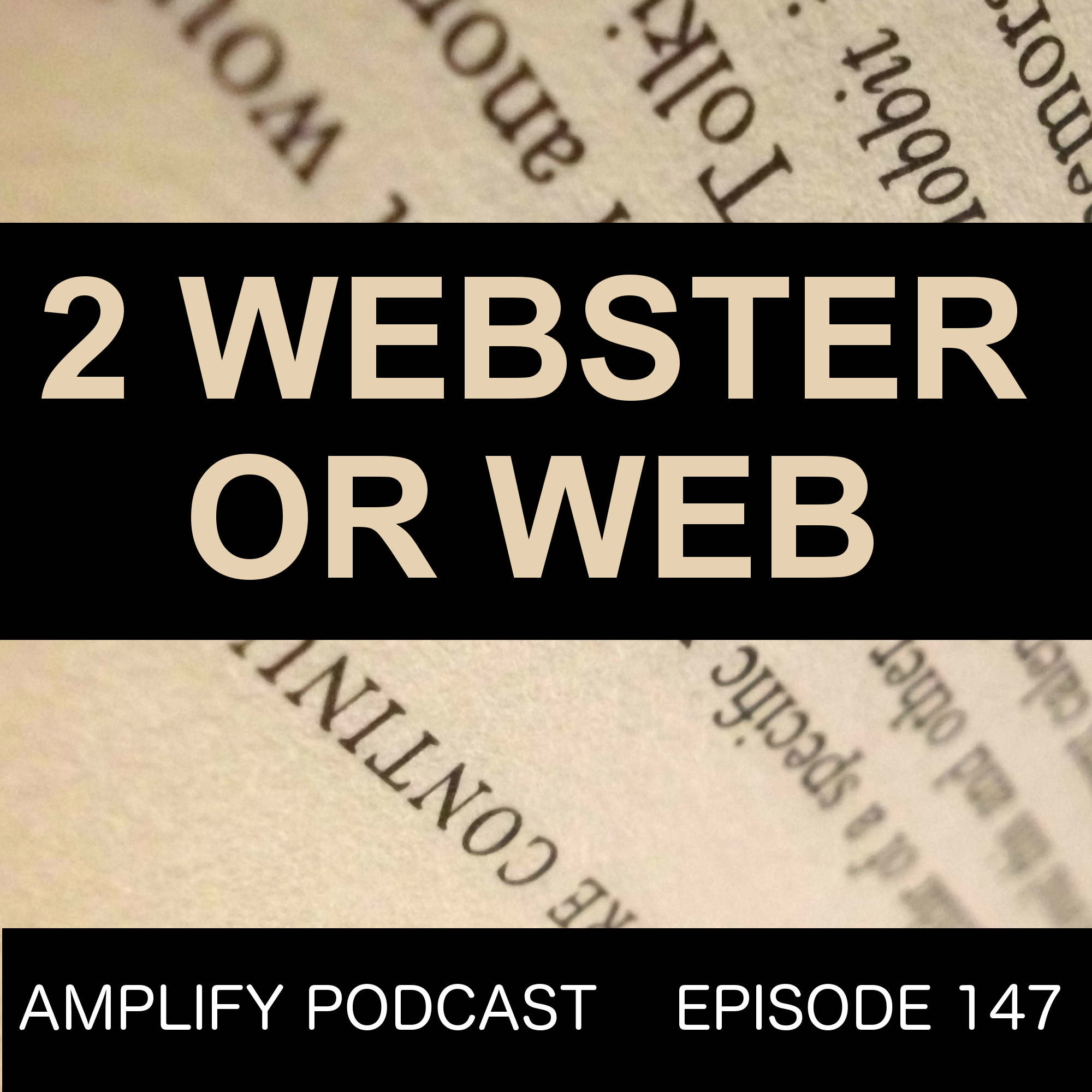 2 Webster Or Web