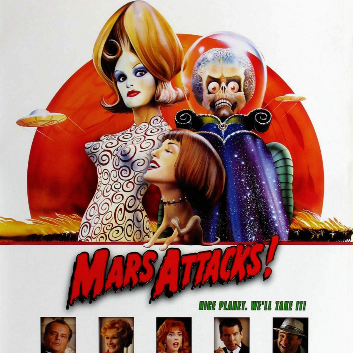ISTYA Mars Attacks 1996 Review