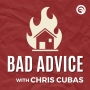 Artwork for Bad Advice with Chris Cubas Drops this November