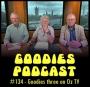 Artwork for Goodies Podcast 134 - Goodies Three on Oz TV