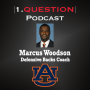 Artwork for Marcus Woodson | Defensive Backs Coach | Auburn University