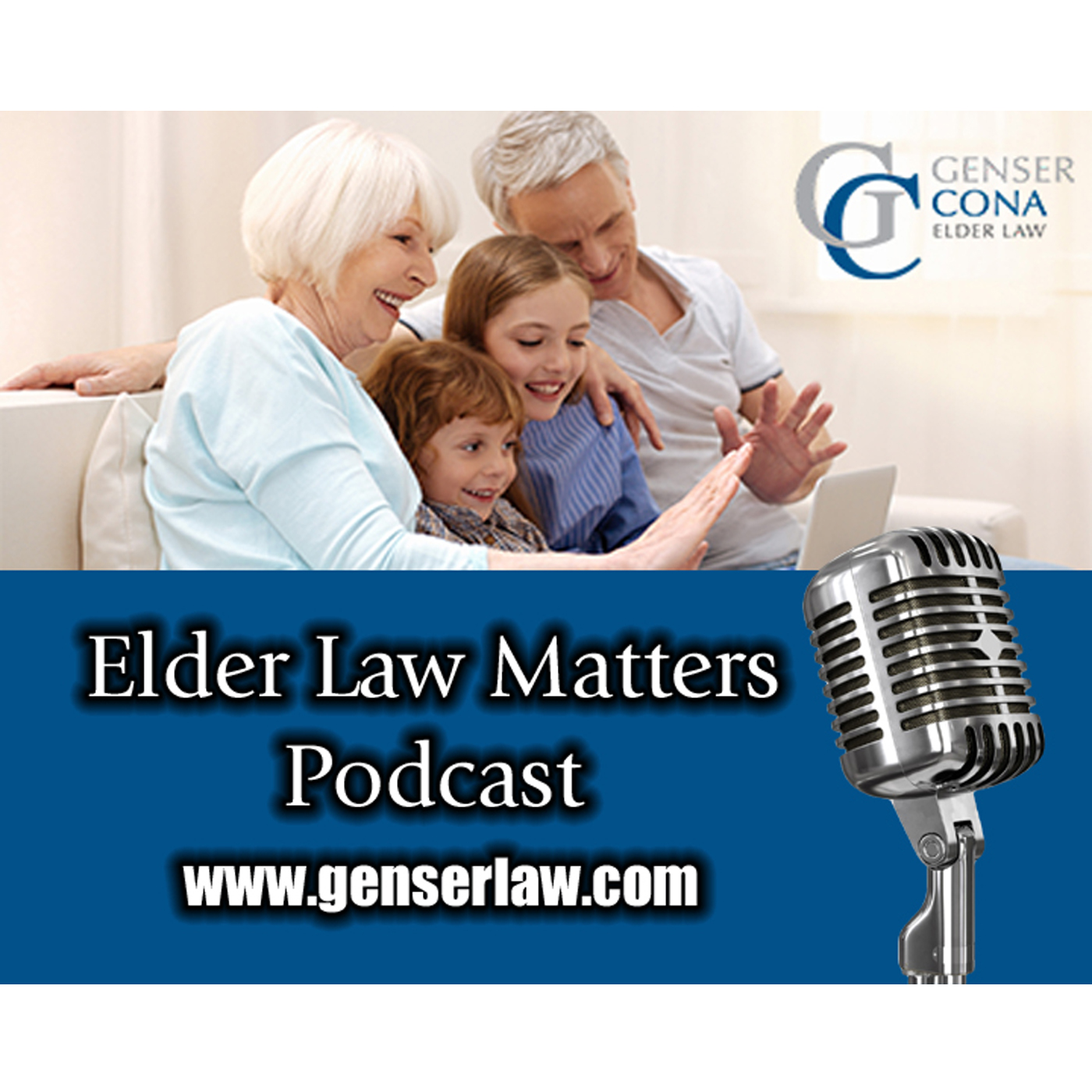 Elder Law Matters Podcast show art