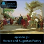 Artwork for Episode 51: Horace and Augustan Age Poetry