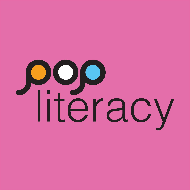 Pop Literacy show art