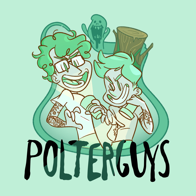 Polterguys show art