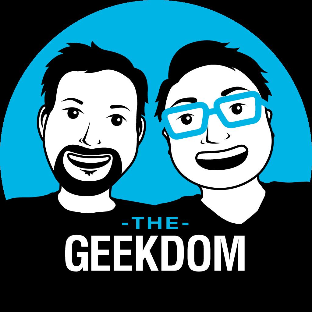 The Geekdom Fancast show art