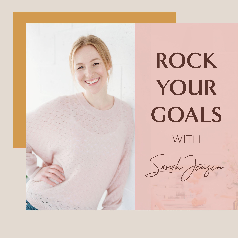 Rock Your Goals show art