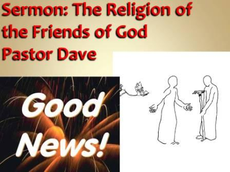 The Religion of the Friends of God