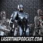 Artwork for Killer Robots - Laser Time #385
