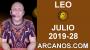 Artwork for HOROSCOPO LEO - Semana 2019-28 Del 7 al 13 de julio de 2019 - ARCANOS.COM