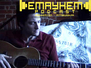 EMayhem: Film/TV/Stage Actor David Conrad is Pro Pittsburgh!!