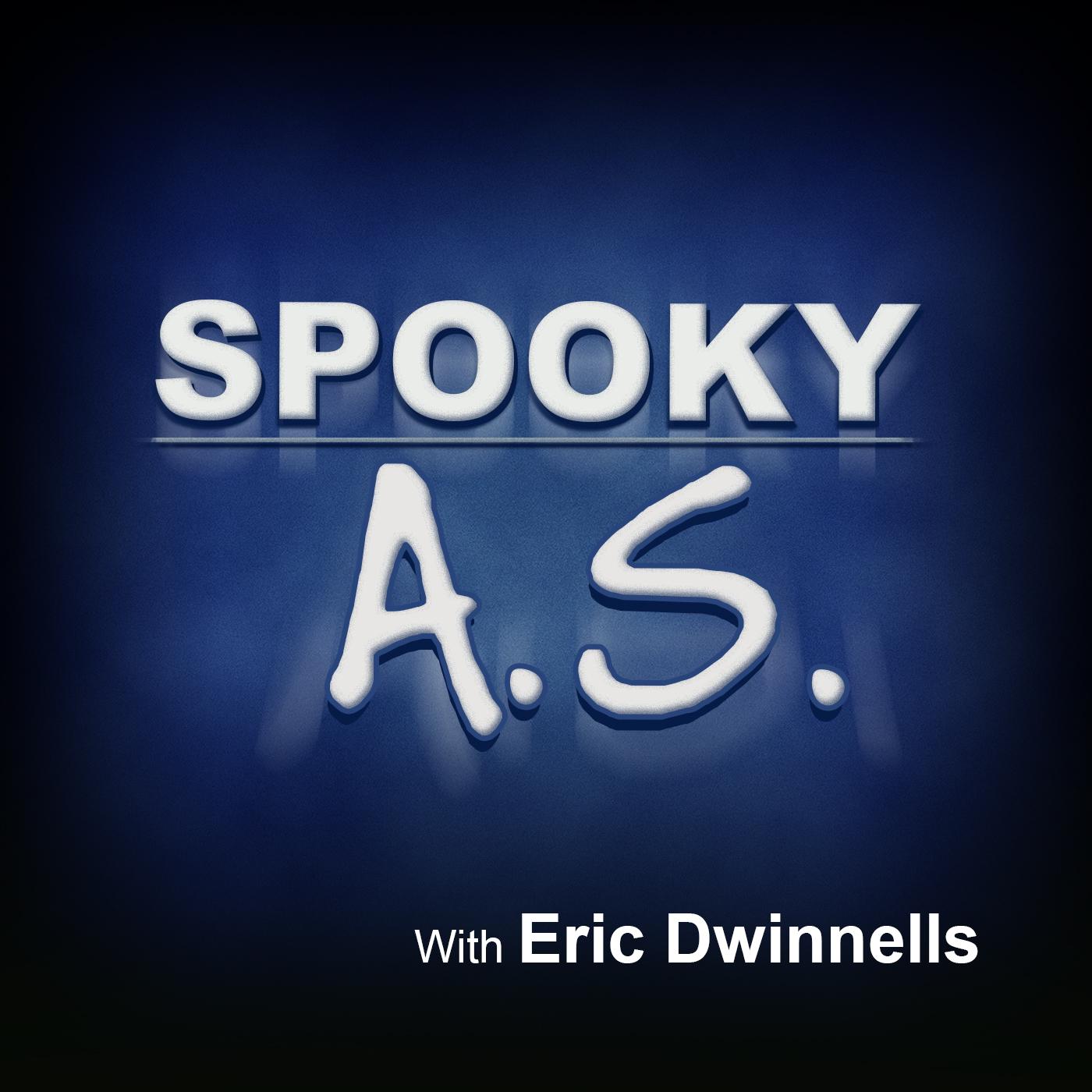 Spooky A S show art