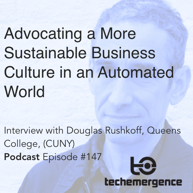 Advocating a More Sustainable Business Culture in an Automated World