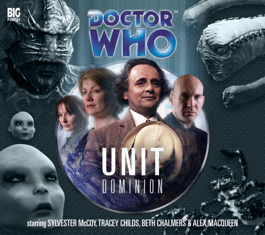 TDP 289:UNIT: Dominion (Boxset from Big Finish)