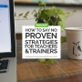 Artwork for How to Say No: Proven Strategies for Teachers and Trainers