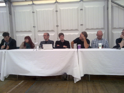 DECOMPRESSED 012: THE WRITER'S PANEL, D.I.C.E. CON DUBLIN