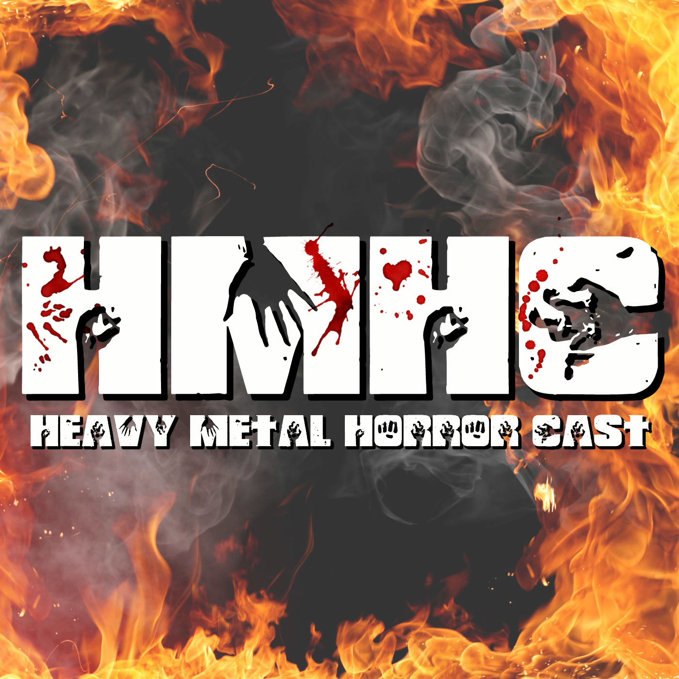 Heavy Metal Horror Cast show art