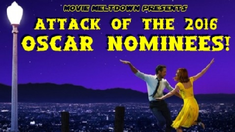 Attack of the 2016 Oscar Nominees!