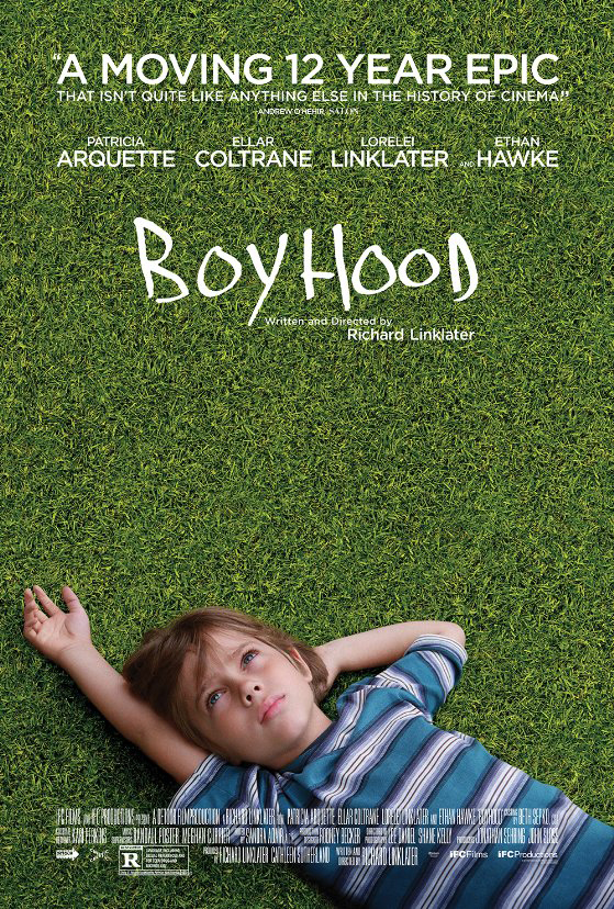 Ep. 37 - Boyhood (Tape vs. Before Sunset)