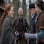 """Artwork for Episode 69 - Outlander S4 E10, """"The Deep Heart's Core"""""""