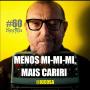 Artwork for SerifaCast #60 - Menos mi-mi-mi, mais Cariri, com o jornalista e cronista Xico Sá