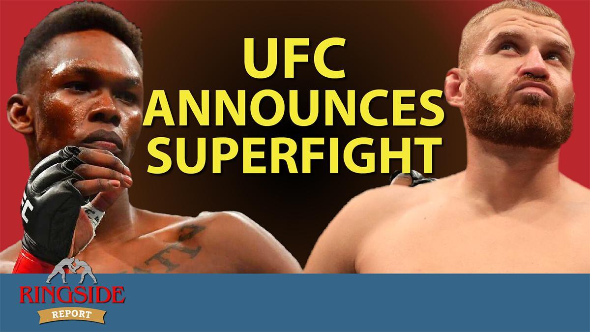 Ringside Report November 5: UFC makes a super-fight