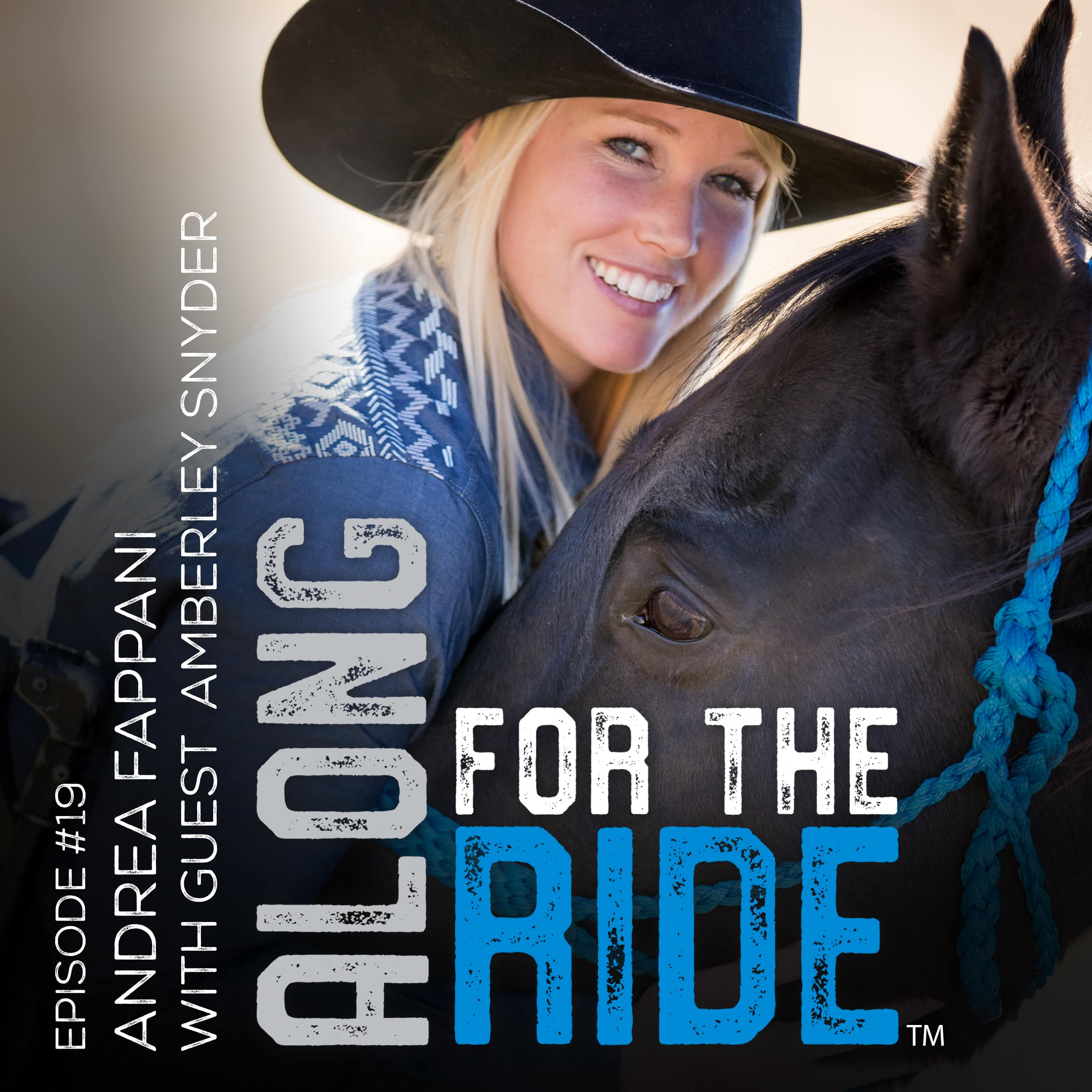 Amberley Snyder- Along For The Ride ™