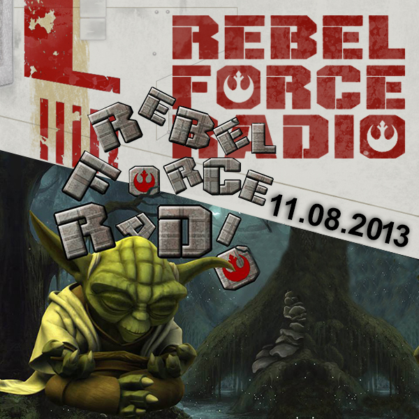 RebelForce Radio: November 8, 2013