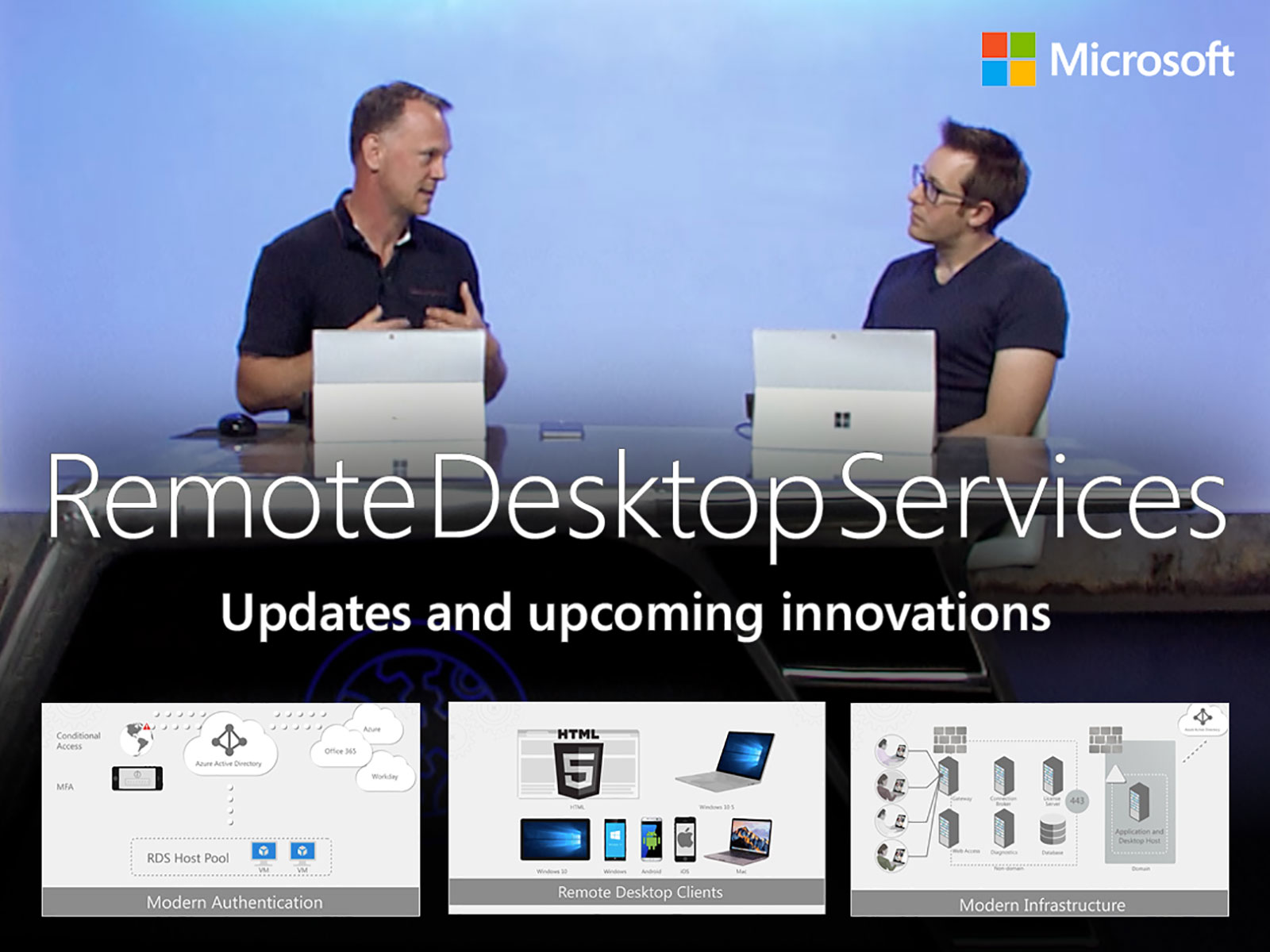 Artwork for Remote Desktop Services: Updates and upcoming innovations