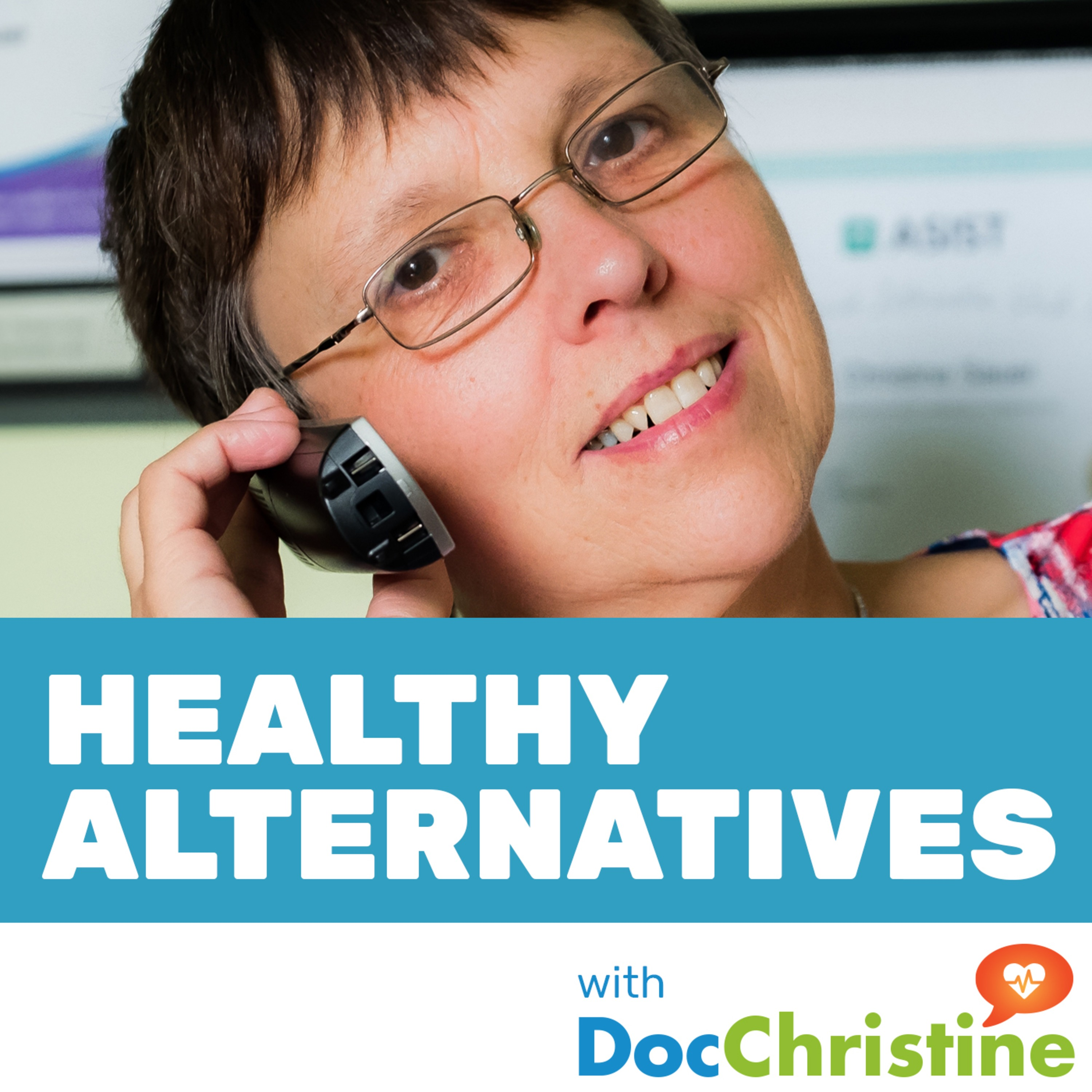 Artwork for Healthy Alternatives Episode 19 with Dr. Pascal Groleaux, PT,DO