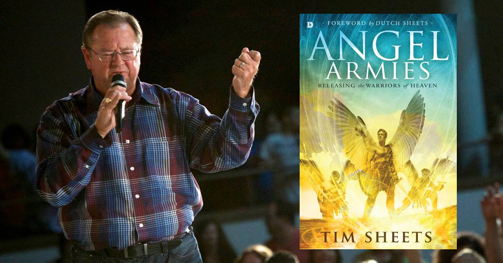 Episode 162: Tim Sheets - Planting the Heavens: Releasing