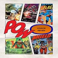 WIWC Comic Review Podcast 05 - Kingdom Come, DC Comics Presents, Shield, Defenders, Infinity Wars