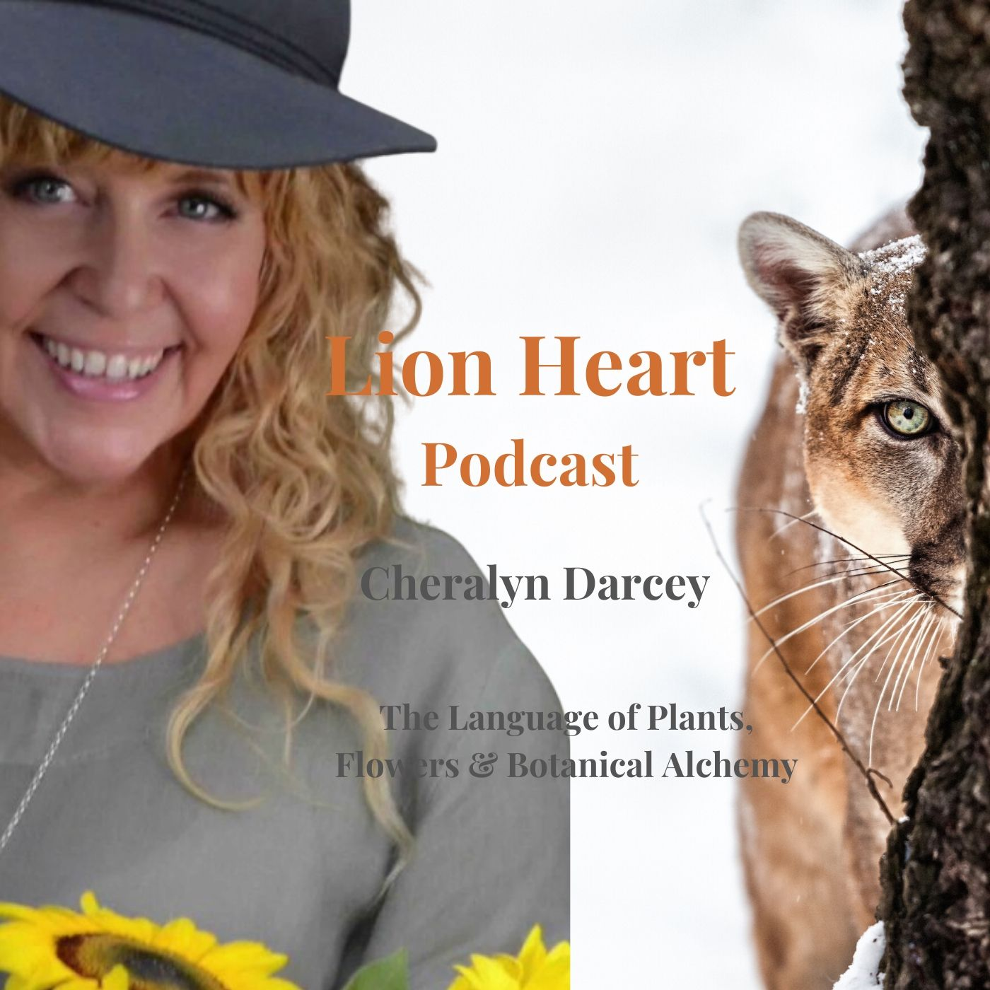 The Language of Plants, Flowers and Botanical Alchemy with Cheralyn Darcey - E6