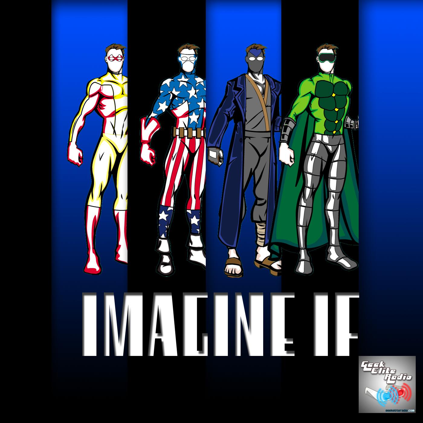 Artwork for Imagine If... - Episode 22 Suicidal Guardians